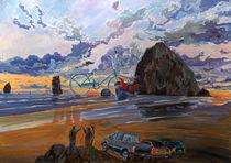 'Dusk of memories' von Lazaro Hurtado