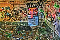 verlassenes Haus in Berlin by frakn