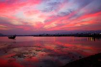 Sunset by Giorgio Giussani