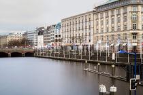 Hamburg an der Alster by fotolos