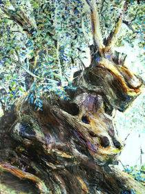 Alt wie ein Baum ... by Renée König