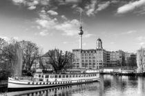 'Berlin am Wasser' by Ronny Wunderlich
