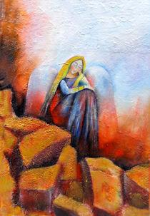Einsamer Engel by Lydia  Harmata