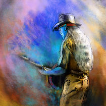 Willie Nelson 03 by Miki de Goodaboom
