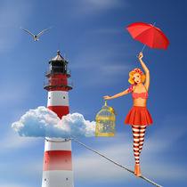Nur fliegen ist schöner by Monika Juengling