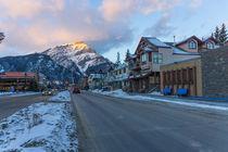 Banff, Rocky Mountains Kanada von globusbummler