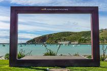 Panorama Oamaru, Neuseeland by globusbummler