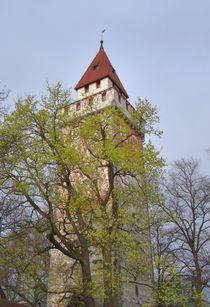 Gemalter Turm in Ravensburg 3 by kattobello