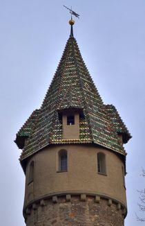 Grüner Turm in Ravensburg 2 von kattobello