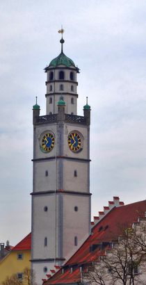 Blaserturm in Ravensburg by kattobello