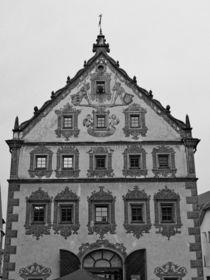 Nostalgie Lederhaus in Ravensburg von kattobello