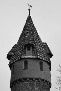 Nostalgie Grüner Turm von kattobello