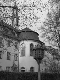 Nostalgie Taubenschlag vor der Stiftung Bruderhaus von kattobello