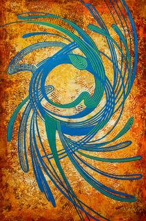 Glücksvogel by Olga Krämer-Banas