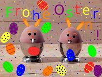Frohe Ostern! von Zarahzeta ®