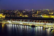 Amsterdam von oben by Patrick Lohmüller