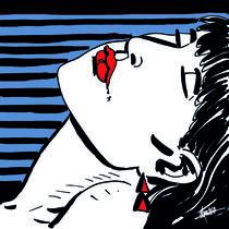 Extasy Blue von Fabio Marchese