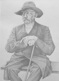 Der alte Bismarck by Wolfgang Kaps
