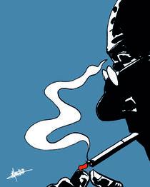 Smoking by Fabio Marchese