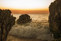 Sonnenaufgang Cala Ratjada von Andrea Potratz