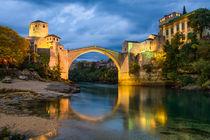 Stari Most in Mostar by Michael Abid