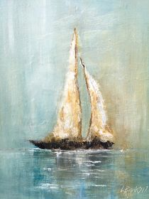 Sloop by Lyn Banks