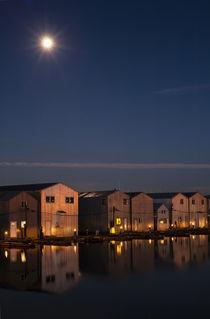 Boathouse Reflections von Jim Corwin