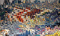 Alienation of a city by Horst  Tomaszewski