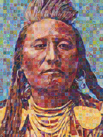 Plenty Coups Of The Crow Nation by Randal Huiskens