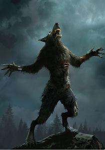 Werwolf by Sergey  Kalinin