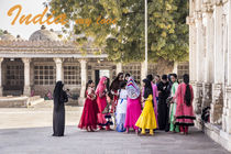 India my love: women in the mosque by anando arnold