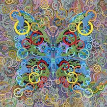 Clockwork Butterfly No. 11 von Randal Huiskens