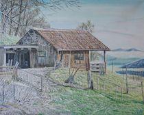 Sonnenberg Waldhütte by Hammer Patrick