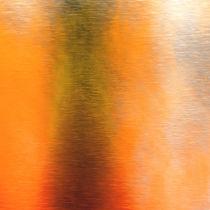 'Into The Orange' von oliverp-art