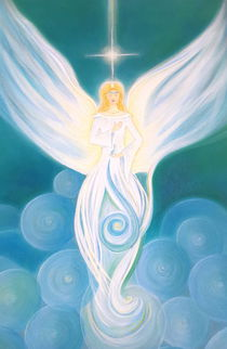 Engel der Heilung / Angel of Healing von Anna  Kirsten Helmke
