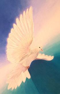 Peace / Friedenstaube von Anna  Kirsten Helmke