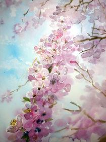 """Japanische Kirsche by Dorothea """"Elia"""" Piper"""