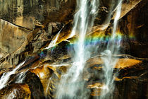 Vernal Falls - Yosemite Nationalpark von Chris Berger