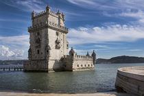 Torre de Belem in Lisbon von Bastian Linder