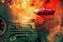 Steampunk Fireworks von Karen Black