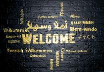 Welcome von Edmond Marinkovic