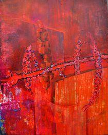 Abstraktes 005 - Twauba by Matthias Kronz