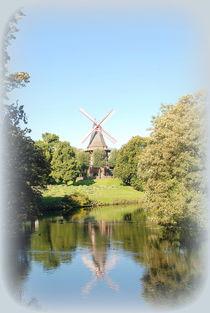 Windmühle wallanlagen 3 von Edmond Marinkovic