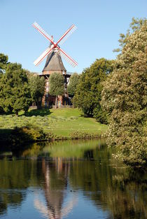 Windmühle wallanlagen 2 von Edmond Marinkovic