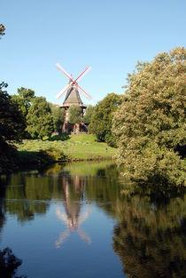 Windmühle wallanlagen von Edmond Marinkovic