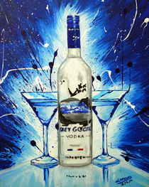 grey goose by Edmond Marinkovic