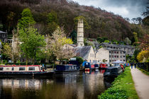 Hebden Bridge von Colin Metcalf
