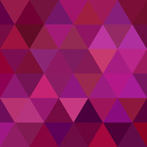 Magenta Triangle by oliverp-art
