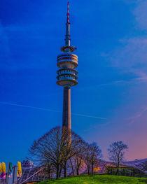 Olmpic Tower Munich von Michael Naegele