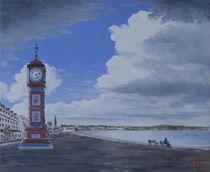 Weymouth Clock von Axel Carl Bischoff